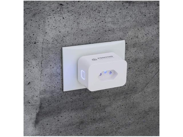 Imagem de Adaptador de Tomada Inteligente 1 Saída 16A Wi-Fi