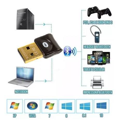 Imagem de Adaptador Usb Bluetooth 4.0