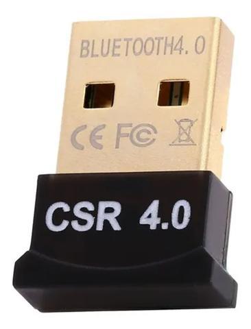 Imagem de Adaptador Usb Bluetooth 4.0 Receptor Audio Pc Fone