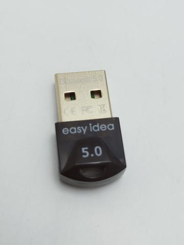 Imagem de Adaptador usb bluetooth 5.0 real pc win xbox ps4 easy idea rtl8761b