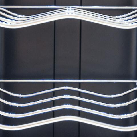 Imagem de Adega 8 Garrafas Com Acabamento Em Alumínio Escovado (ACS08)