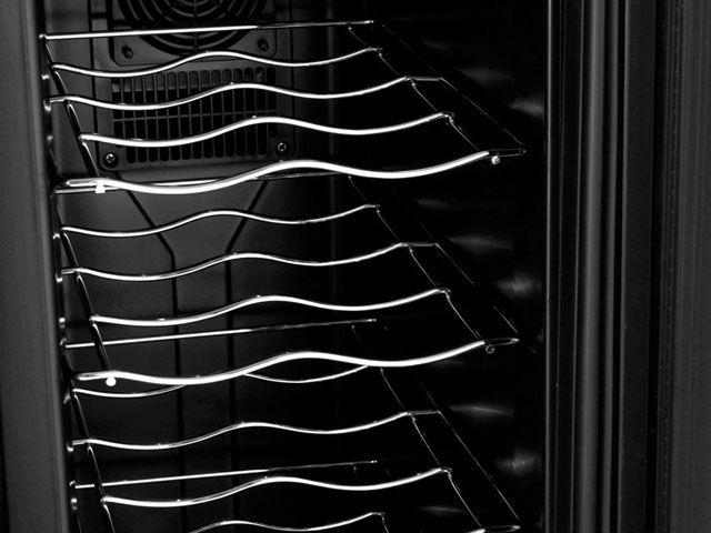 Imagem de Adega Brastemp 12 Garrafas Preto All Black