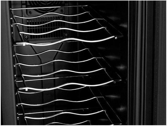 Imagem de Adega Climatizada Brastemp 12 Garrafas All Black