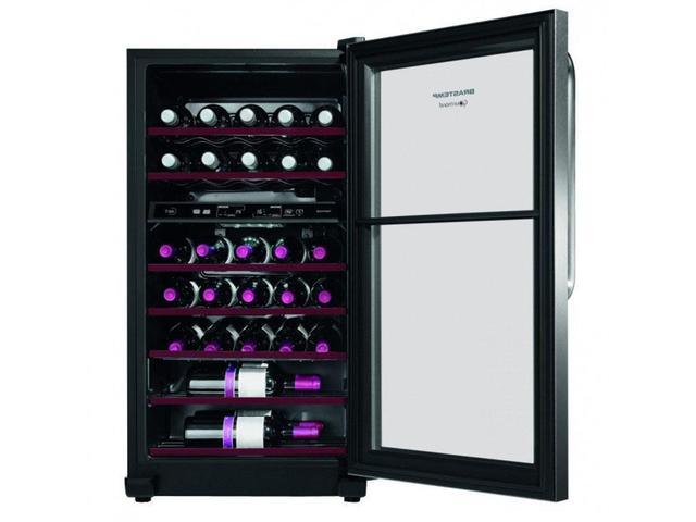 Imagem de Adega Climatizada Brastemp 31 Garrafas - Gourmand Dual Zone com Compressor