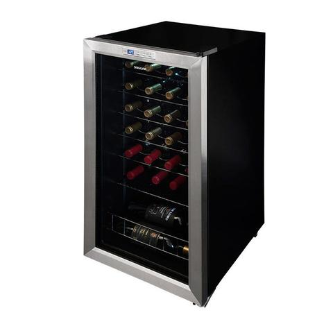 Imagem de Adega climatizada toulouse 29 garrafas inox 220v suggar ad2722ix