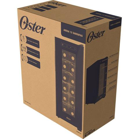 Imagem de Adega Oster 12 Garrafas Touch Control OADE121