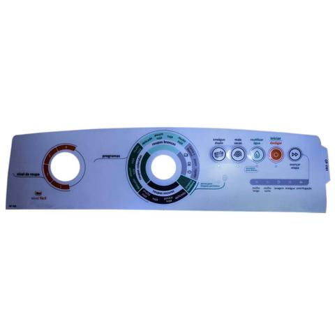 Imagem de Adesivo da placa lavadora consul 10 11 12 kg w10720493