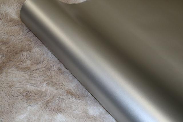 Imagem de Adesivo Envelopamento Metálico Automotivo Prata Auto 5m*30cm
