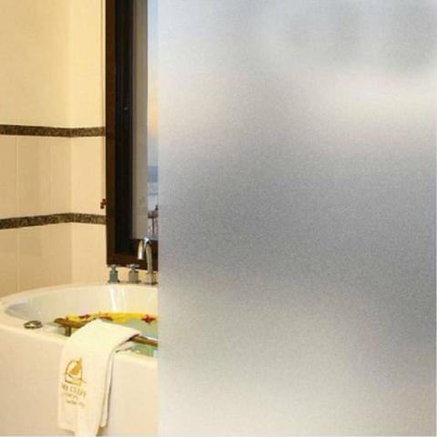 Imagem de Adesivo Jateado Para Vidro, Box, Janela, Cristal 5,00 Metros x 0,50cm Largura