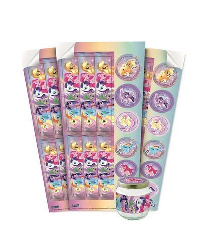 Imagem de Adesivo para Lembrancinha My Little Pony Festcolor