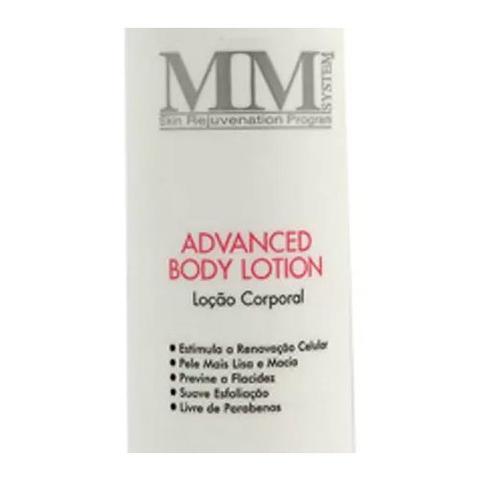 Imagem de Advanced Body Lotion MM - Loção Corporal Renovadora