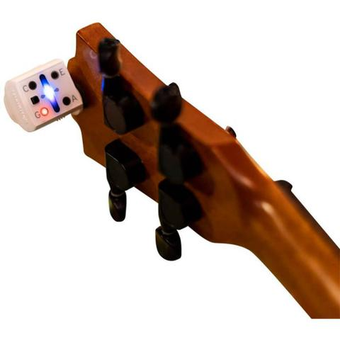Imagem de Afinador Compacto Korg Minipitch-Wh Clipe para Ukulele