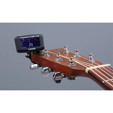 Imagem de Afinador Cromático Clip Boss TU01 Guitarra Violão Baixo