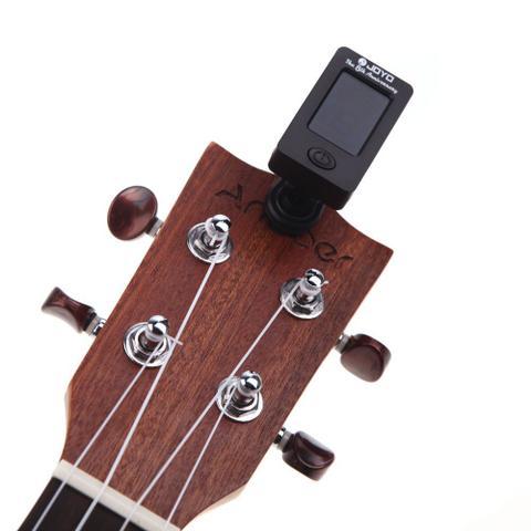 Imagem de Afinador Digital Cromático Clip Violão Viola Guitarra Cavaco