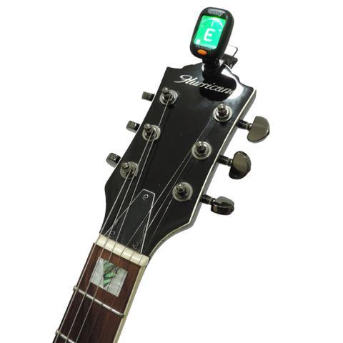Imagem de Afinador Digital Cromático Violão Guitarra Baixo Ukelele ATS10 Saty