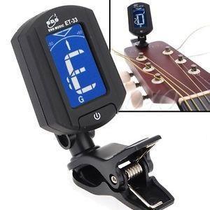 Imagem de Afinador Digital Guitarra Baixo Violino Digital Tuner