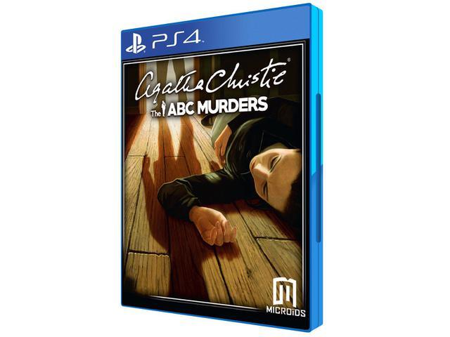 Imagem de Agatha Christie ABC Murders para PS4