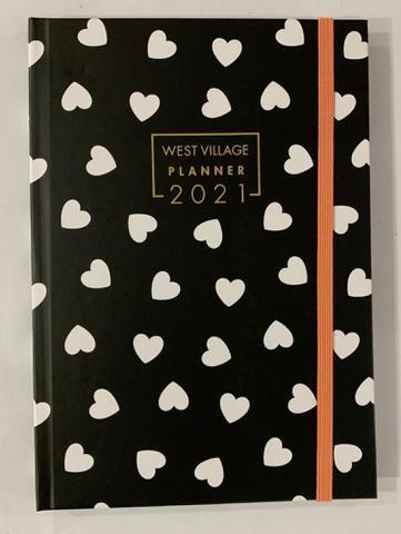 Imagem de Agenda 2021 planner west village M5 TILIBRA