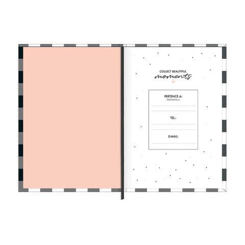 Imagem de Agenda Costurada Tilibra Planner West Village 2021