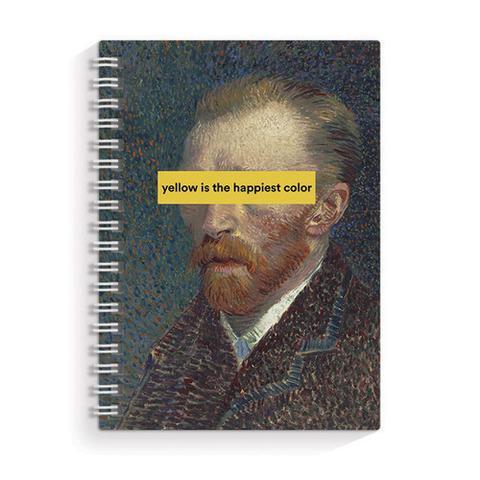 Imagem de Agenda Planner Van Gogh