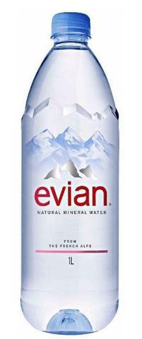 Imagem de Agua Evian PET sem GAS 1L