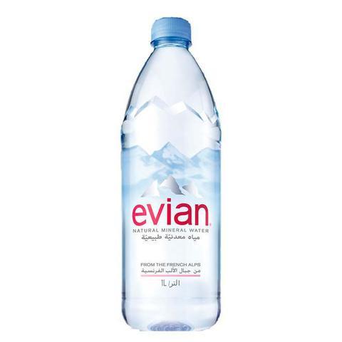 Imagem de Agua Mineral Evian Pet 1000ml