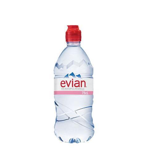 Imagem de Agua Mineral Evian Pet 750Ml Sem Gás