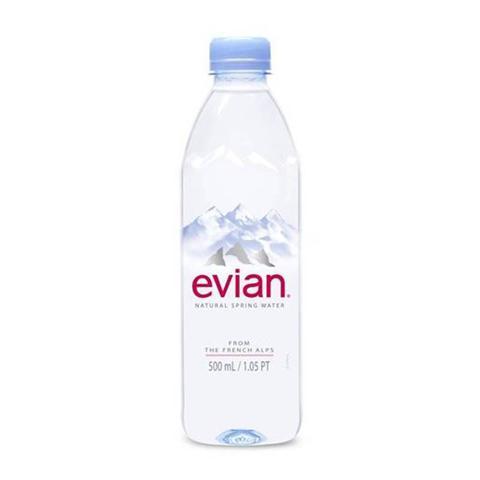Imagem de Água Mineral Evian Sem Gás 500ml