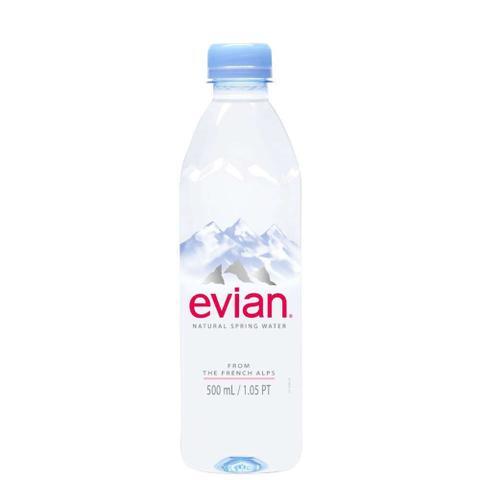Imagem de Água Mineral Natural Evian Sem Gás 500ml