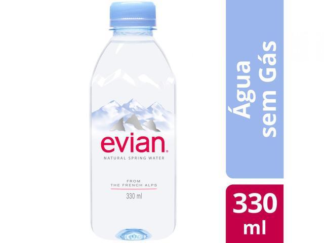 Imagem de Água Mineral sem Gás Evian 330ml