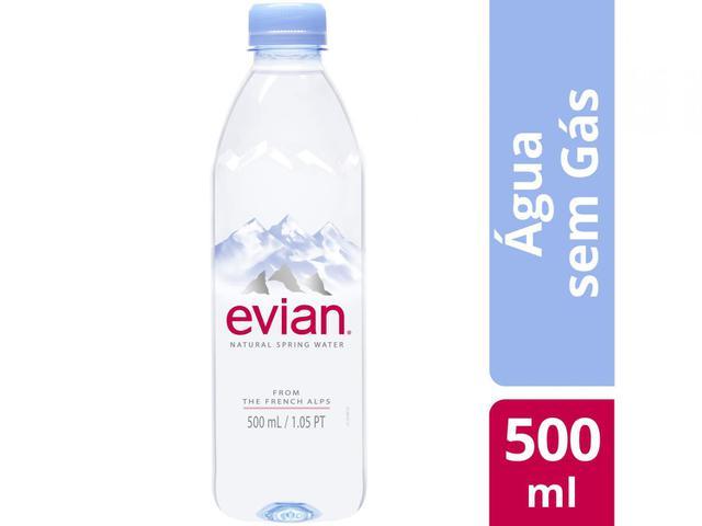 Imagem de Água Mineral sem Gás Evian 500ml