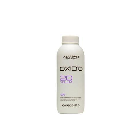 Imagem de Água Oxigenada Alfaparf Ox 20 90ml Para Coloração Evolution