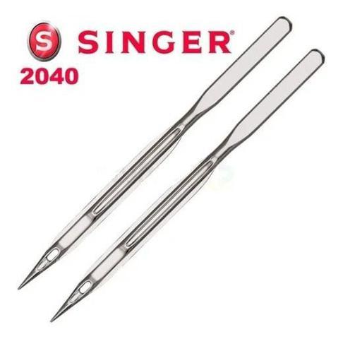Imagem de Agulha Asa Ponto Ajour Singer 2040 2 Unidade