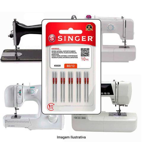 Imagem de Agulha Singer Para Máquina de Costura Domestica 2020 130/705 ou HAX1 Universal