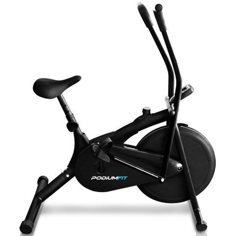 Imagem de Air Bike Podiumfit Ab100 - Bicicleta Ergométrica Silenciosa