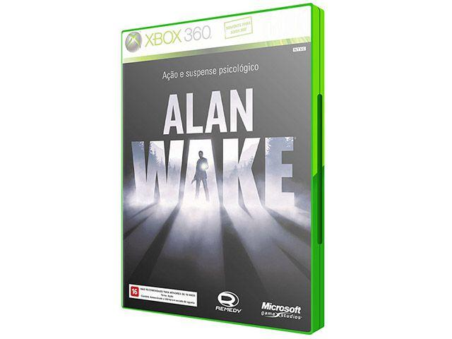 Imagem de Alan Wake p/ Xbox 360