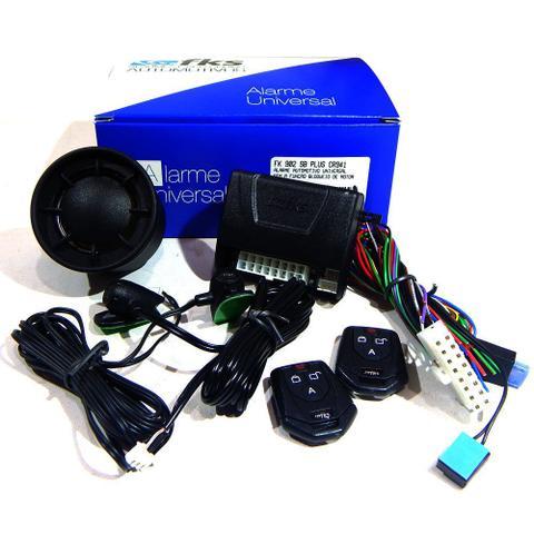 Imagem de Alarme Automotivo FKS FK902 SB Plus c Controle CR941 - Universal