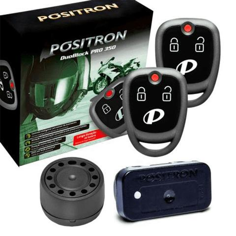 Imagem de Alarme para Motos Universal Positron DuoBlock Pro G8 Com Presença