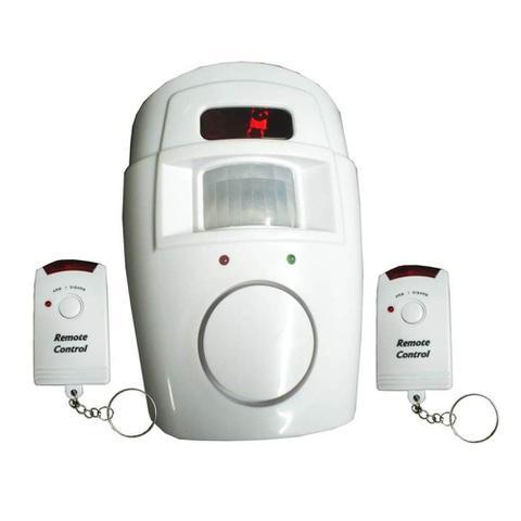 Imagem de Alarme sem Fio Magnético de Parede com 2 Controles 6060 DNI