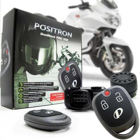 Imagem de Alarme Universal Moto Positron Duoblock Pro 350
