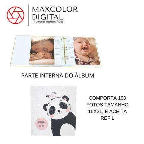 Imagem de ALBUM 100F 15x21 INFANTIL FICHÁRIO ICAL - 296