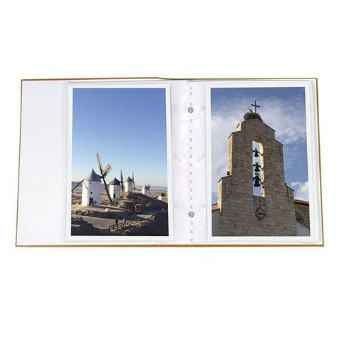 Imagem de Album 120f 10x15 cores rebites ical - 15