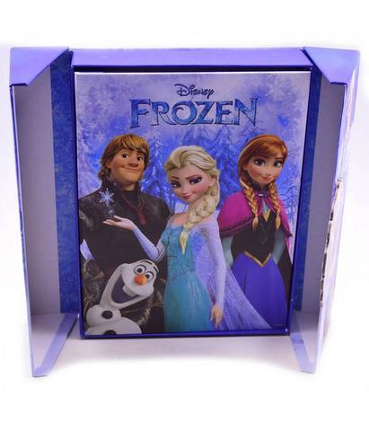 Imagem de Álbum Azul Para 120 Fotos 10X15cm Anna Elsa - Disney