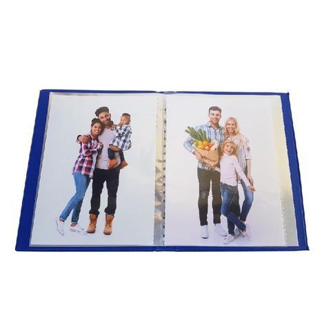 Imagem de Album Casual Rebites 40 fotos 15x21 Visor Preto