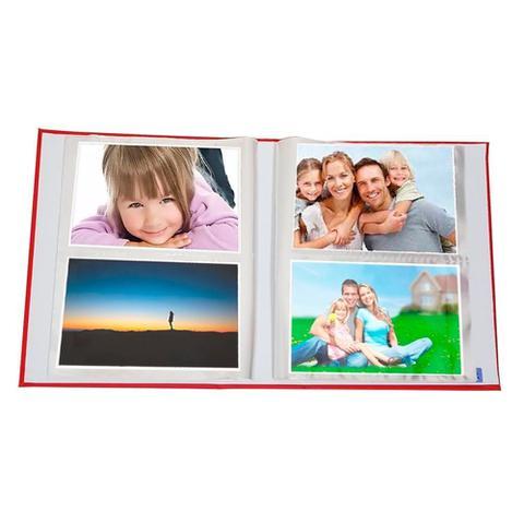 Imagem de Album Classico Rebites 500 Fotos Ical Azul Claro
