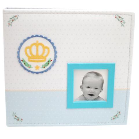 Imagem de Álbum Coroa Azul 200 fotos 10x15 Ical 822