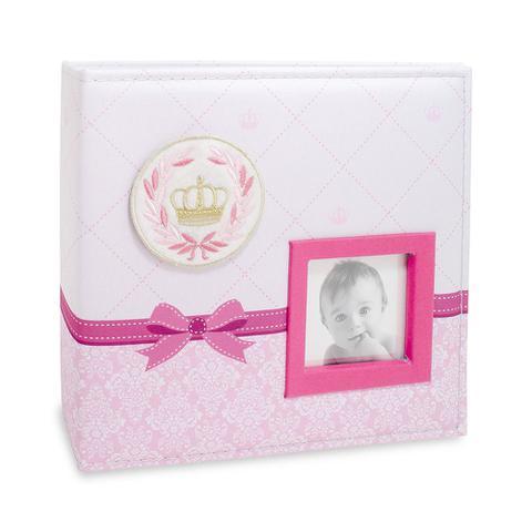 Imagem de Album De Bebe Minha Princesa 100 Fotos 15x21
