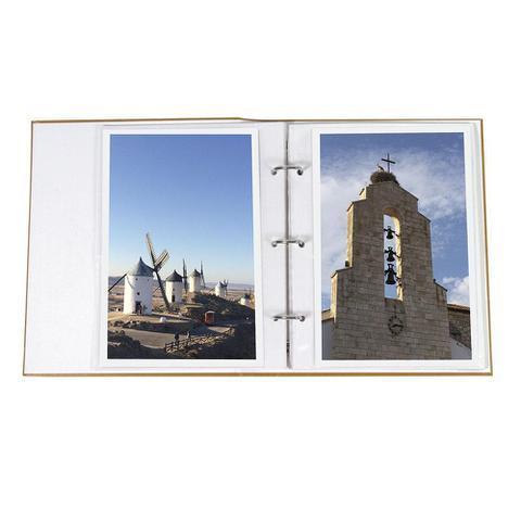 Imagem de Álbum de Fotos 100 fotos 15x21 Viagem 554