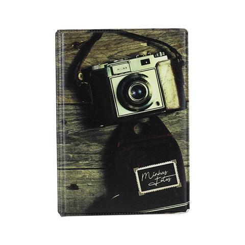 Imagem de Álbum de Fotos 10x15 Câmera Retro 120 fotos - 178851