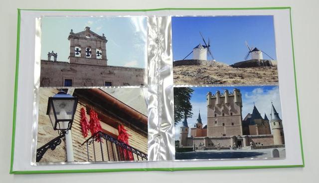 Imagem de Álbum De Fotos 400 Fotos 10x15 Clássico 406